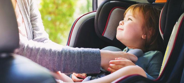 До скольки дети ездят в автокресле
