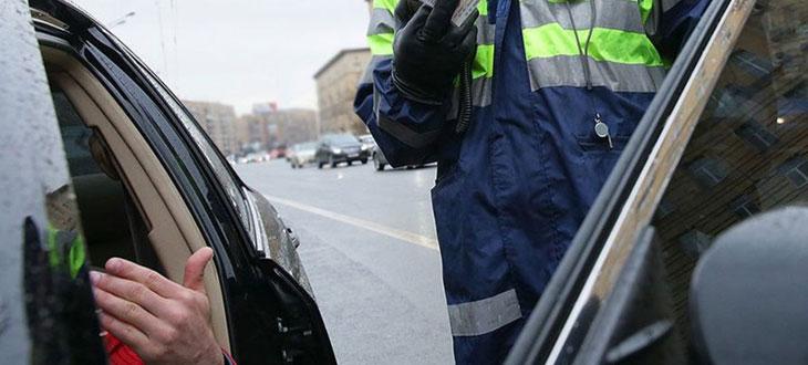 Езда без водительских прав: какой штраф
