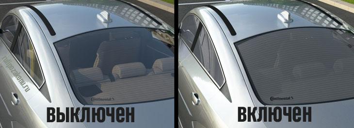 Разрешена ли зеркальная тонировка автомобиля - правила тонировки
